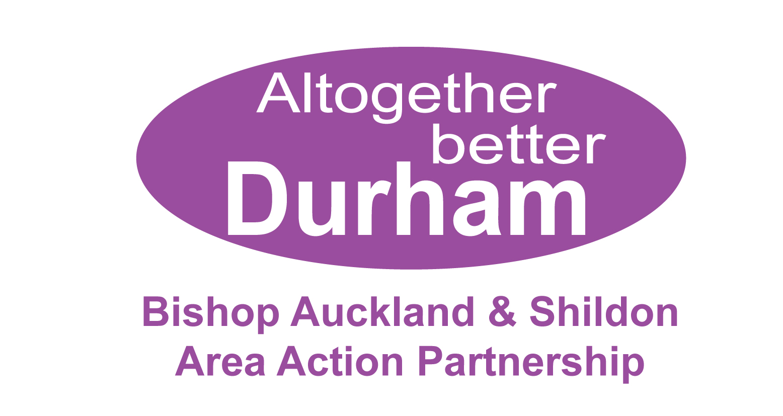 Bishop Auckland & Shildon, County Durham, Area Action Partnership logo